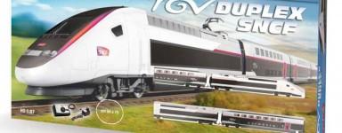 Coffrets de trains miniatures, coffrets de démarrage