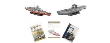 Maquetas de barco por tipo