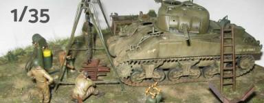Maquettes militaires 1/35ème