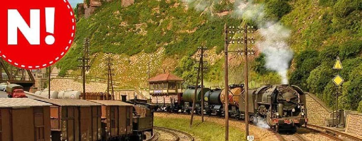 Nouveautés trains