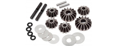 RC spare parts