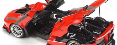 Maquettes de voitures