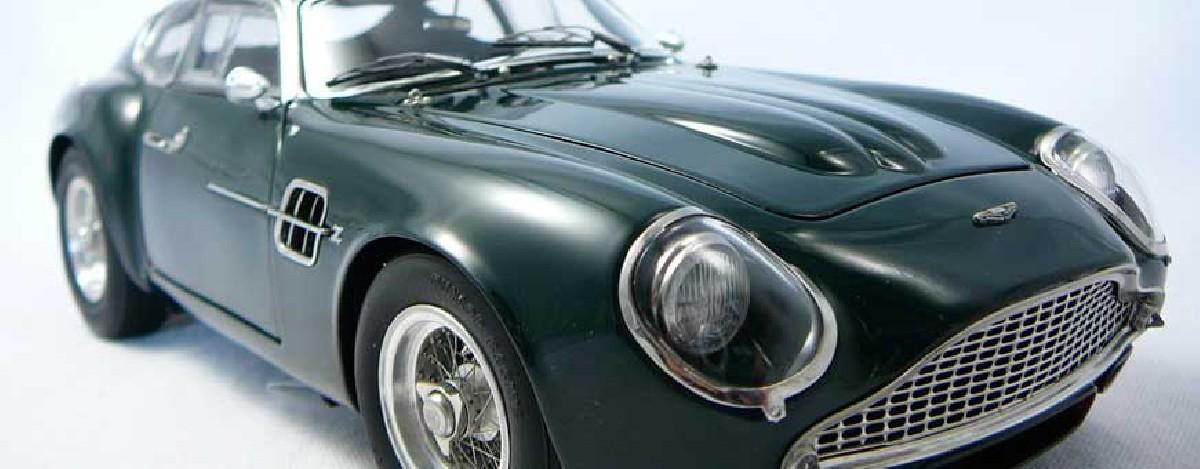 Die cast model cars