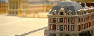 Edificios en miniatura