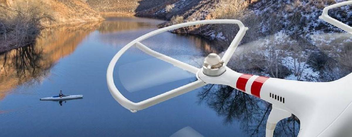 Drone radiocommande avec 1001hobbies-1001maquettes