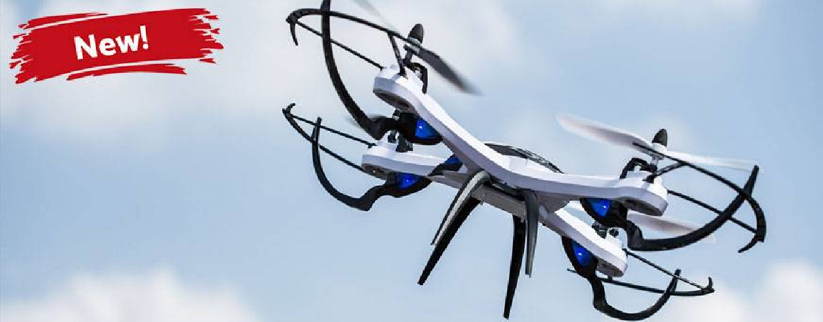 Nouveautés modélisme radiocommandé (RC) - Tous les drones, buggy, bateaux, hélicoptère et chars RC avec 1001hobbies-1001maquettes.f