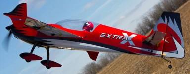 Avion RC thermique