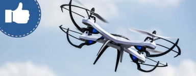 Our selection of drones