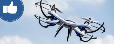 Selección de drones