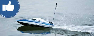 Our selection of RC boats