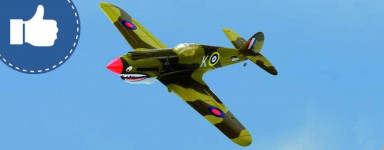 Our selection of RC airplanes