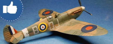 Our selection of aircraft modelkits