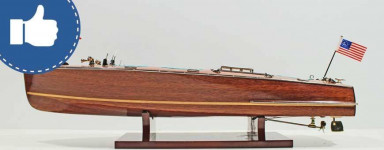 Our selection of boat modelkits