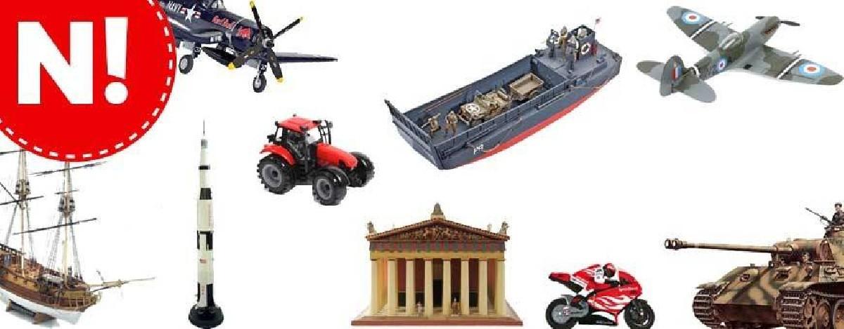 Nouveautés maquettes à monter, miniature d'avion - miniature - Tous les produits de la catégorie nouveautés maquettes à monter