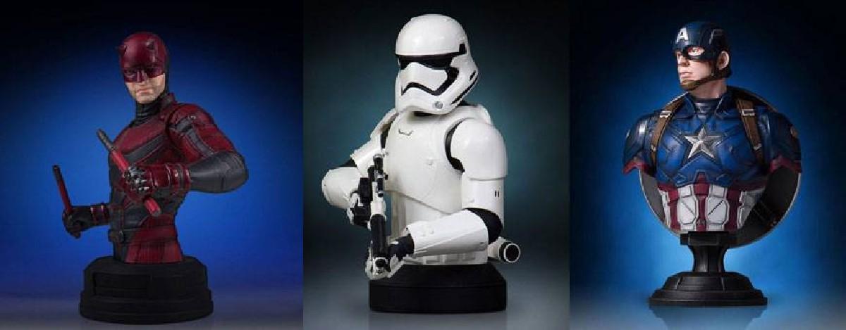 Bustes, bustes - figurines pop culture - Tous les produits de la catégorie bustes avec 1001hobbies-1001maquettes.fr