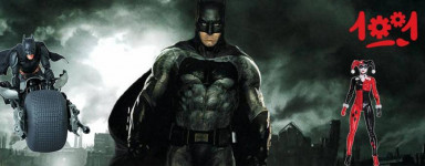 Batman figures and collectibles