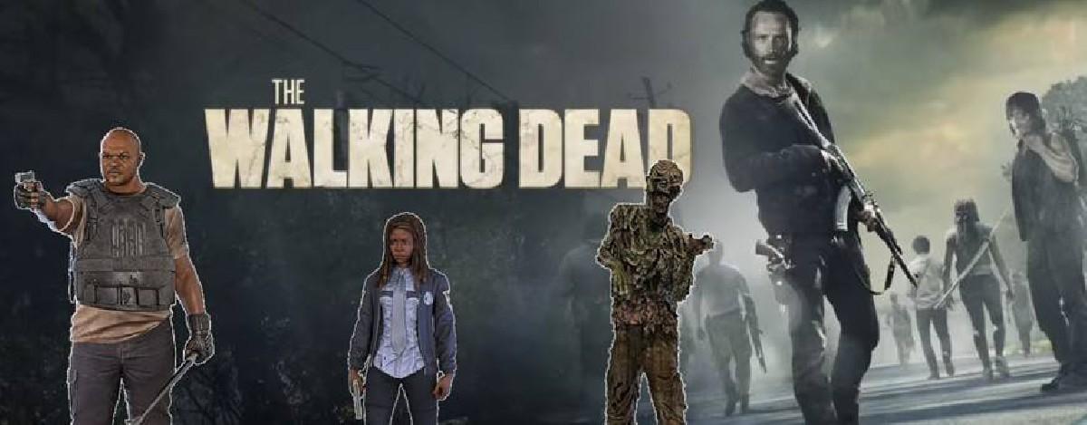 Figurines Walking Dead