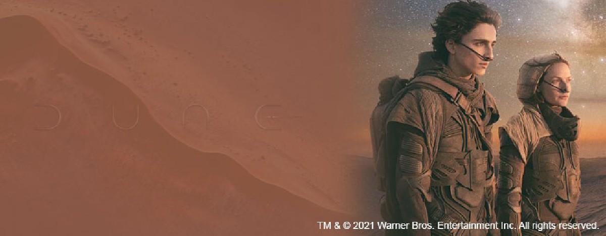Dune : Figurines, jeux et reproductions