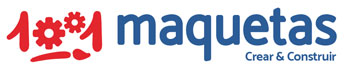 Logo 1001Maquetas