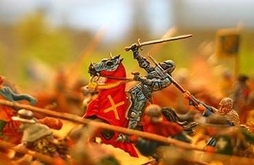 Figuren en soldaatjes