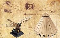 Nos maquettes Léonard de Vinci