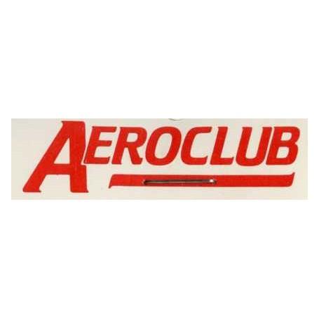 Manufacturer - Aeroclub